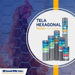 Telas Hexagonais